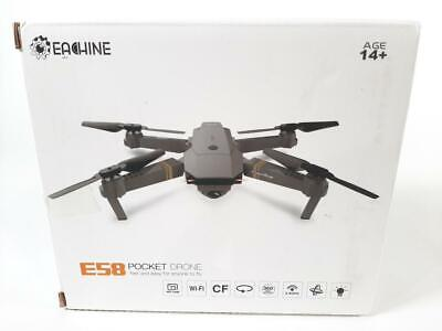 Quadcopter Drone with Camera Active Video, EACHINE E58 WiFi FPV Quadcopter
