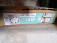 Kitchen wall unit - Wickes Madison White Gloss 60cm - New (Opened)