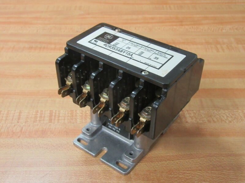 General Electric CR353ABY15A Contactor