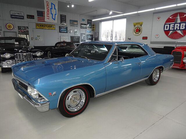 Imagen 1 de Chevrolet Chevelle blue