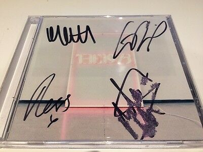 The 1975 Signed CD Genuine Autograph