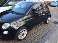 Fiat 500 Sport - low mileage