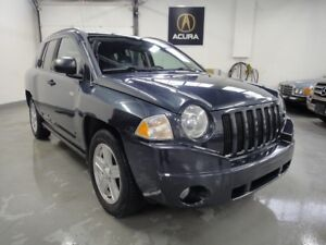 2008 Jeep Compass  CLEAN CARPROOF LOW KM's ALL SERVICE RECORDS 