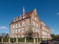 A light and spacious one bedroom apartment to let in Shillington Old School