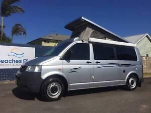 2007 Volkswagen KEA Traveller, Automatic Campervan North Narrabeen Pittwater Area Preview