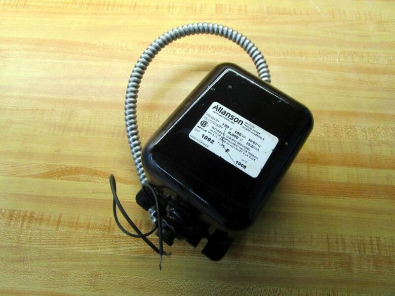 Allanson 1092-F Ignition Transformer 1092F