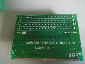 Simmverter de Cameleon model D