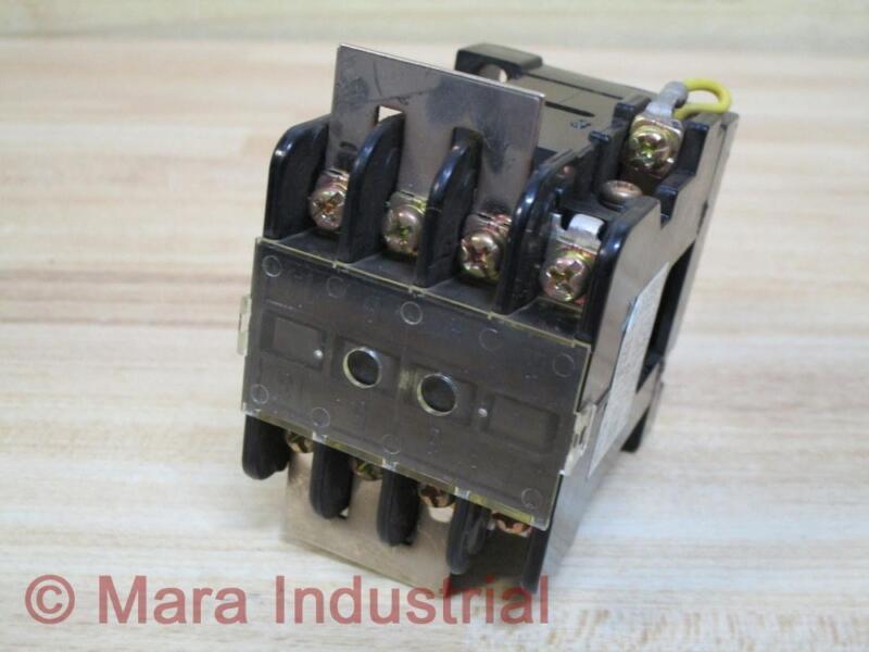 Kasuga JISAC3-1-1-0 AC Magnetic Contactor type  MUD-5