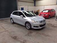 2013 Citroen c4 VTR + hdi 1 owner pristine fsh guaranteed cheapest in country