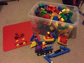 Loads of amazing Duplo - perfect for Xmas