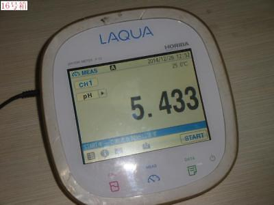 Lcd Have Water Stain Horiba Laqua F-72 Benchtop Phwater Quality Analyzer
