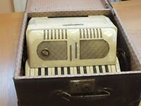 Vintage Weltmeister Accordion