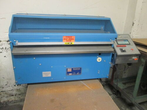 "30"" ROSENTHAL SHEETER SHEETMASTER MODEL SM-30"