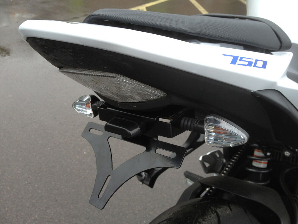 Carbon Arrow Indicators x1 Suzuki GSX-S1000 SP Engineering Stainless Tail Tidy