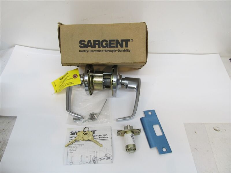 Sargent, 10G16, Classroom Security, Apartment, Exit, Privacy Lock