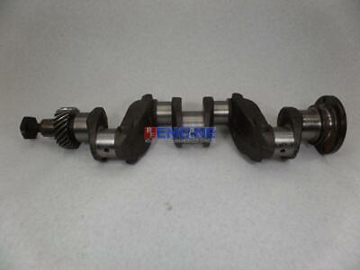 Continental F135 F163 Oem Crankshaft Remachined 1010 Rodsmains F400c509