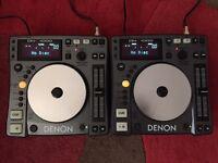 Denon DN-S1000 X 2 CD Players Serviced