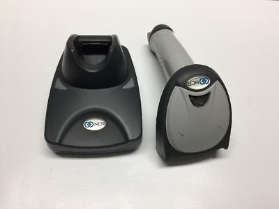 Ncr Honeywell 3820 Wireless Bluetooth Barcode Scanner Wcharging Base7837-3152