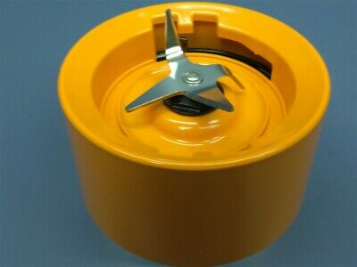 KitchenAid Blender Jar Base/Collar w/Blades Tangerine Orange W10279523