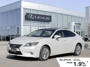 2015 Lexus ES 350 4dr Sdn Technology Package