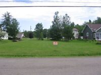 .Building lots in St Antoine (20 minutes from Moncton city limit