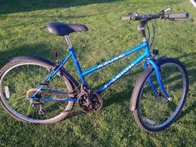 Raleigh Azure Ladies bike