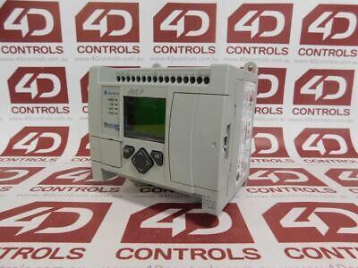 1763-l16bwa Allen Bradley Micrologix 1100 Controller 120240vac 16 Port -...