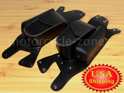 harley saddlebag guards for sale  USA