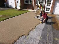 Driveways walls indian stone paving flagging garden services landscapes turfing fencing tree sameday