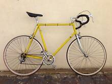 Vintage Road Bike - Large CrMo Frame - Quality Components - 63cm Brunswick Moreland Area Preview