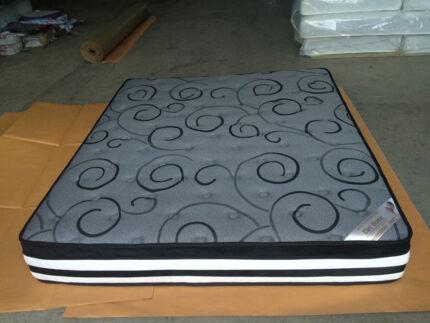 Brand New Memory Foam Pocket Spring Mattress Double/Queen/King