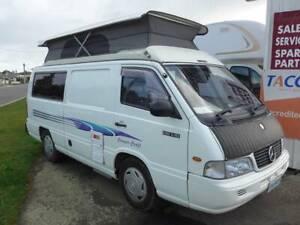 2000 Camper Craft Poptop Camper Perth Northern Midlands Preview