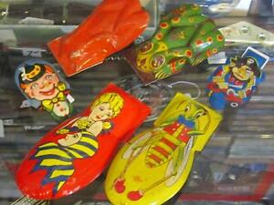 Various Vintage 50's/1960's Tin Litho Clickers - Old Toys Windsor Region Ontario image 2