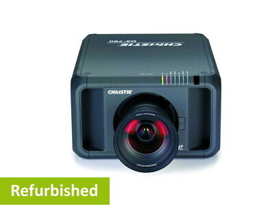 Christie DHD700 Projector, 6.500 ANSI, 1.920x1.080 HDTV, 7.500:1, DLP