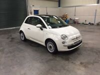2014 fiat 500 lounge 1.2cc 1 lady owner pristine low miles guaranteed cheapest in country
