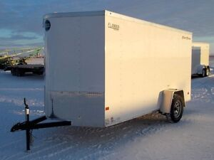 2017 Wells Cargo FT6121 Enclosed Cargo Trailer