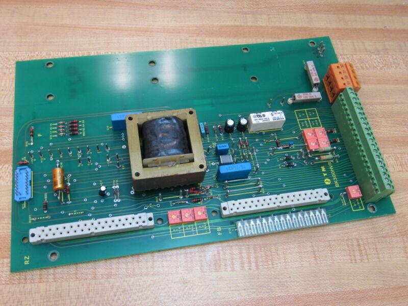 TM BK300HVR Circuit Board