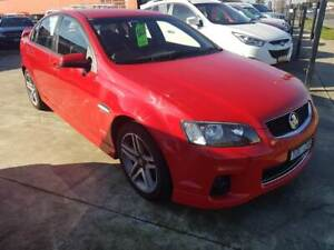 2011 Holden VE Commodore SV6 MANUAL Sedan Warragul Baw Baw Area Preview