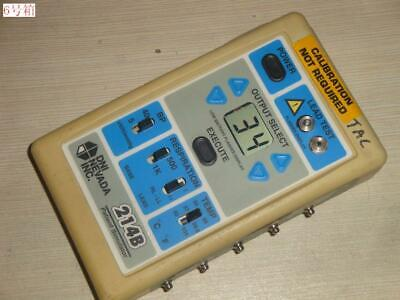 Lostbattery Cover Dynatech Nevada 214b Patient Simulator For Monitor Calibration