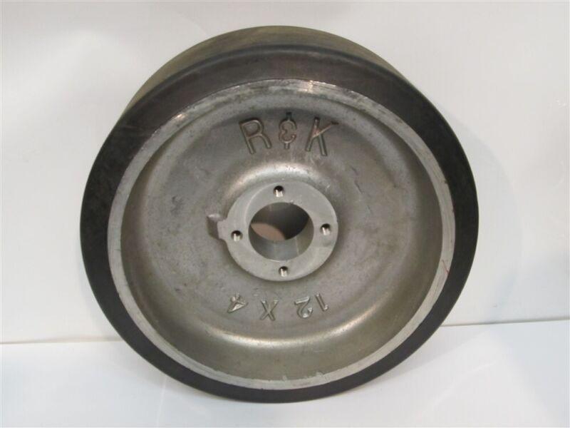 R&K 12 x 4 Tire