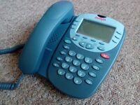 Avaya 4610SW IP Corded Telephone Home / Business Desk Phone - Grey