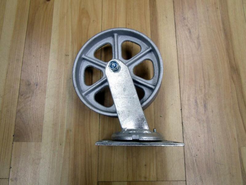 Albion 8 Wheel Wheel/Mount Only/Swivel Mount
