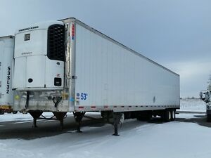 2005 Utility 53' T/A Reefer Trailer at Auction