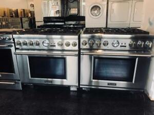STAINLESS STEEL STOVES FREE DELIVERY