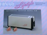 LONG SLOT - TOASTER - NEW & BOXED