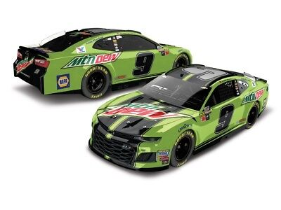 2018 Chase Elliott  9 Mountain Dew 1 64 Action Nascar Diecast  Please Read