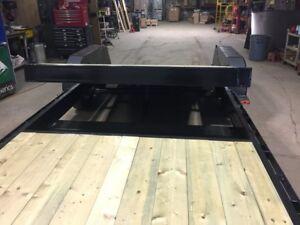2017 Trailtech L270 Tilt Equipment Hauler Trailer