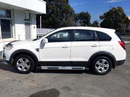 2007 Holden Captiva Sports Auto Diesel Spacious and Versatile Chatswood Willoughby Area Preview