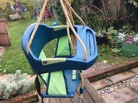 Baby / toddler swing seat