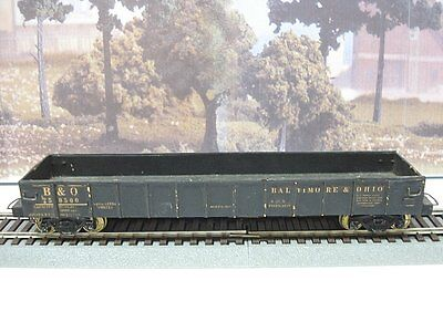 Baltimore & Ohio Shallow Gondola #250500 HO Scale by Varney (#1) on Rummage